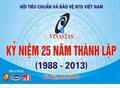 Vinastas kỷ niệm 25 năm thành lập