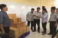 Thanh tra hoạt động dược, mỹ phẩm và ATTP tại 18 tỉnh, thành phố