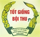 Công ty cổ phần giống nông nghiệp Điện Biên đối tác của nông dân