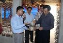Bí thư Tỉnh ủy Trần Văn Sơn làm việc tại Công ty Cổ phần Giống nông nghiệp Điện Biên