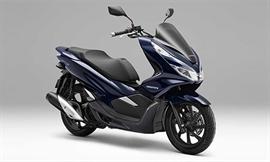 Honda PCX Hybrid - xe ga đầu tiên kết hợp xăng-điện