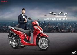 Honda Việt Nam giới thiệu phiên bản mới SH300i