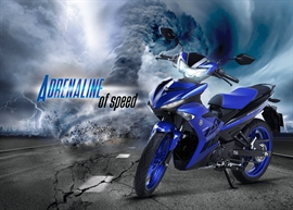 "Yamaha Motor Việt Nam giới thiệu xe côn tay Exciter 150 Mới ""Adrenaline of Speed"""