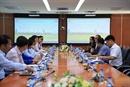 Đoàn cơ quan Thương mại và Đầu tư Úc tìm hiểu cơ hội hợp tác mở rộng NMLD Dung Quất