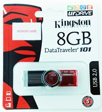Kington DataTraveler 101 8GB