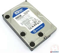 Western HDD  Blue 500GB