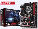 GIGABYTEGA Z170X Gaming 3