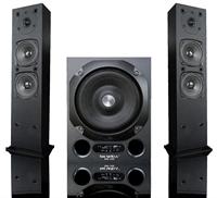 Loa Soundmax AW 300 / 2.1 kênh, USB, Thẻ nhớ, Bluetooth