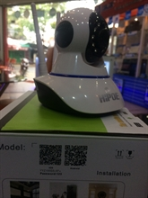 Camera IP 02 Cần HIPOE 1.3Mp