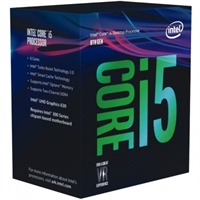 CPU Core I5-8500 (3.0GHz) Coffee Lake