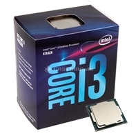 CPU Intel Core i3-8100 3.6Ghz / 6MB / 4 Cores, 4 Threads / Socket 1151 v2 (Coffee Lake )
