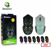 Chuột Bosston D608 Led 7 màu