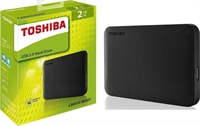 "HDD TOSHIBA 2,5"" Canvio Ready 500GB-USB 3.0"