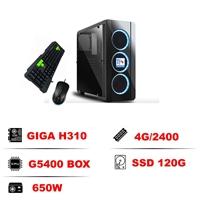 Máy tính bộ HV G5400 (Công nghệ Coffelake 1151 V2)