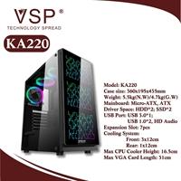 ★★Case VSP dòng Series KA-220★★