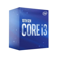 CPU INTEL i3-10100 (4C/8T, 3.60 GHz - 4.30 GHz, 6MB) - 1200