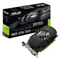 Card màn hình ASUS GeForce GTX 1050Ti 4GB GDDR5 Phoenix (PH-GTX1050TI-4G)