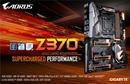 Gigabyte công bố loạt bo mạch chủ AORUS Gaming chipset Intel Z370