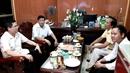 Phó chủ tịch UBND tỉnh Thái Bình, lãnh đạo Sở Công Thương thăm và lắng nghe hoạt động sản xuất kinh doanh của doanh nghiệp.
