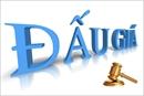Thông báo về việc lựa chọn tổ chức đấu giá tài sản