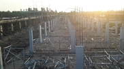 Thi công xây dựng khu biệt thự liền kề