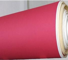 Mút xốp cuộn dán vải nỉ và mex
