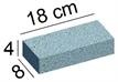 Gạch đặc 4x8x18cm