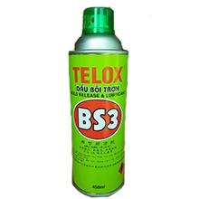 Telox dầu bôi trơn BS3 dầu cao