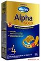ALPHA GOLD IQ HỘP GIẤY 4 400G