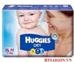TÃ DÁN HUGGIES XL 34 MIẾNG