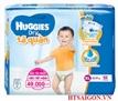 TÃ QUẦN HUGGIES XL 62 MIẾNG