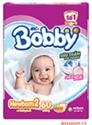 BOBBY NEWBORN 2 60 MIẾNG