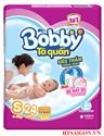 TÃ QUẦN BOBBY S 24 MIẾNG