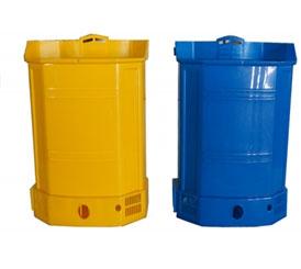 Plastic parts of pesticide sprayer for assembly of pesticide sprayer