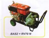 Máy bơm BAS2+RV70N
