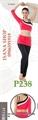 Quần áo tập yoga thu đông P238