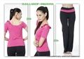 Quần áo tập Yoga J326