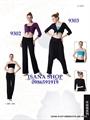 Quần áo tập Yoga thu đông 9302