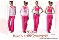 Quần áo tập Yoga thu đông 9304