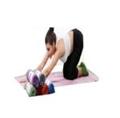 Khăn trải thảm Yoga (bề mặt hạt PVC) (183*63cm)-có kèm túi đựng