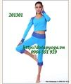 Bộ tập Yoga Thu Đông 201301