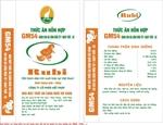 Thức Ăn HH GM54 Dành Cho Gà Lông Màu Từ 1 Ngày Tuổi - XC