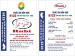 Thức Ăn HH H12S Cho Heo Trại Từ 20-45Kg