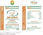 Thức Ăn HH Dạng Viên GM52 Cho Gà Màu Từ 22 Đến 42 Ngày Tuổi