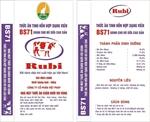 Thức ăn Tinh HH Dạng Viên BS71 Dành Cho Bò Sữa Cao Sản