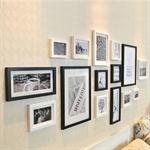 Khung tranh trang trí nghệ thuật - Cafe