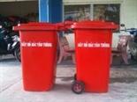 Thùng rác công cộng TR001