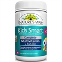 Natures Way Kids Smart Complete Multi Vitamin & Fish Oil Capsules 50 - Hàng xách tay từ Úc