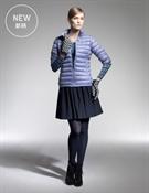Áo lông vũ siêu nhẹ Uniqlo Nhật dáng ngắn ( nữ )