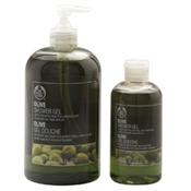 Sữa tắm mùi Ô liu của Bodyshop 250ml  - Hàng xách tay từ USA